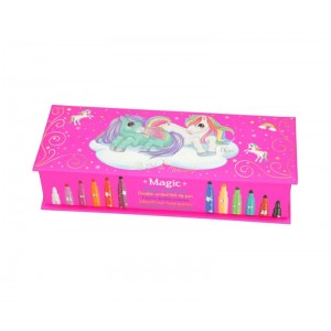 Caja de Rotuladores Ylvi y Minimoomis Magic