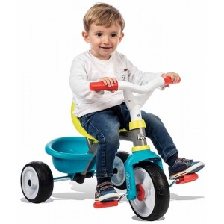 Triciclo Be Move Confort Azul