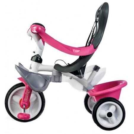 Triciclo Baby Balade Rosa