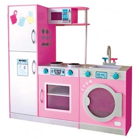 Cocina Modular Infantil de Madera