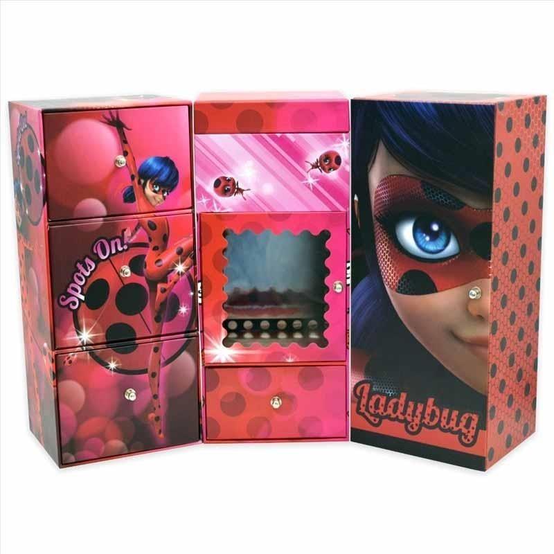 Ladybug Taquilla Triple