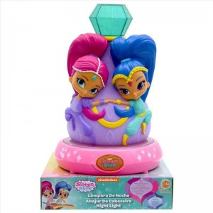 Shimmer & Shine Lámpara