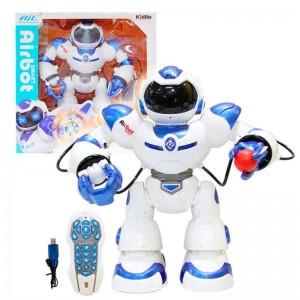 Robot Radio Control con Batería