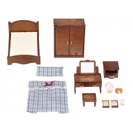 Sylvanian Families Set Dormitorio Principal