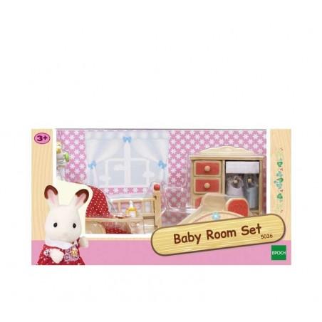Sylvanian Families Set Habitación de Bebés