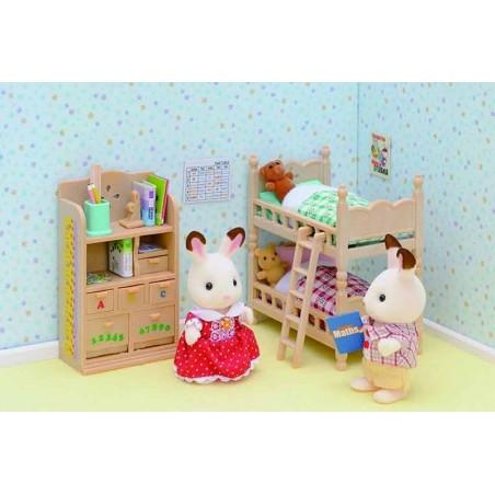 Sylvanian Families Muebles Habitación