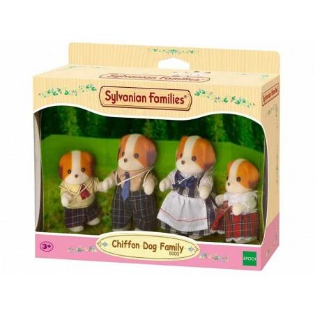Sylvanian Families Set Perros Chifon