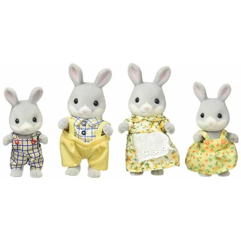 Sylvanian Families Familia Conejos Coton