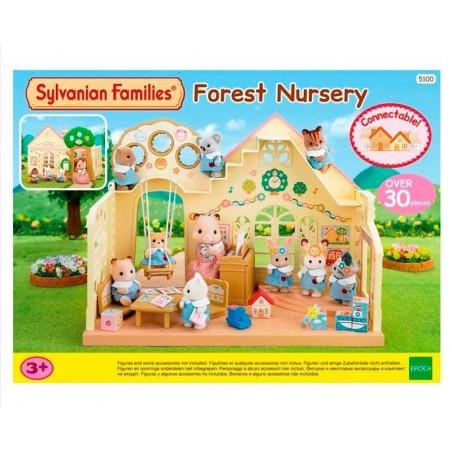 Sylvanian Families Guardería del Bosque