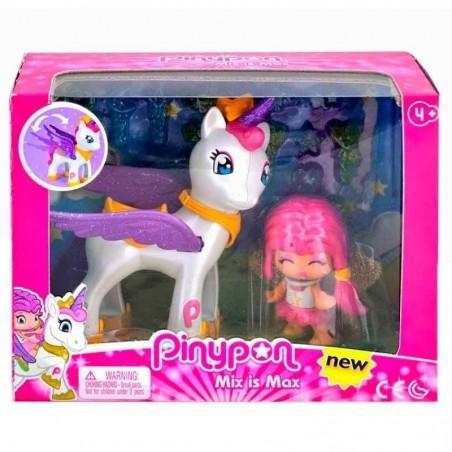 Pinypon y su Unicornio Volador