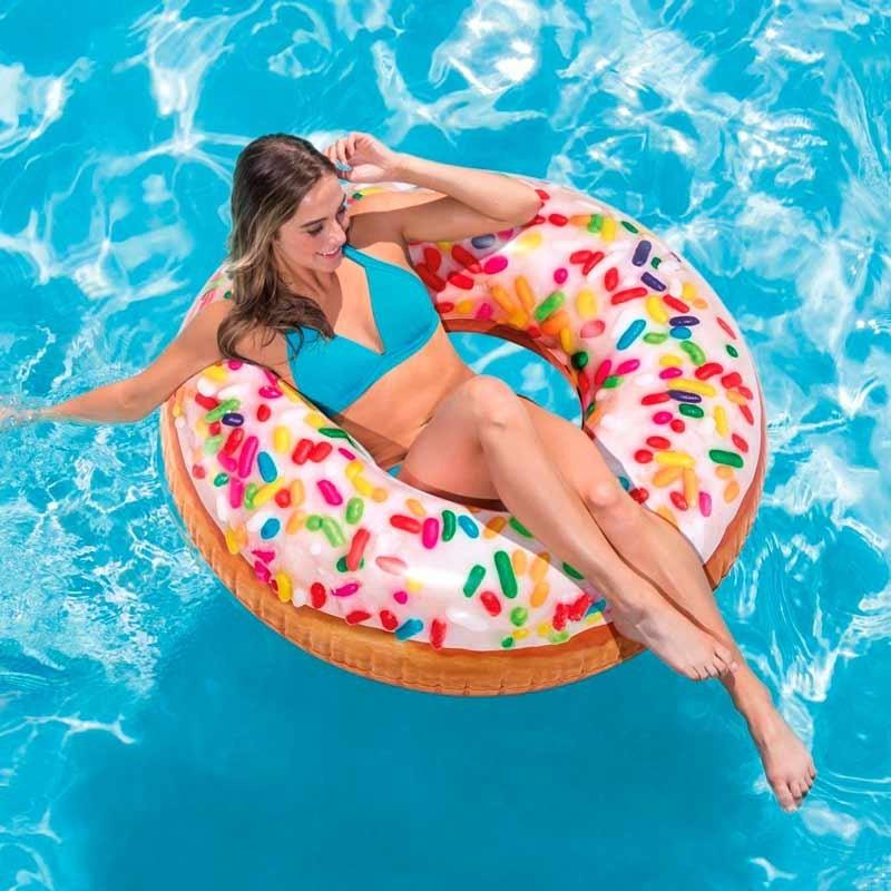 Flotador Hinchable Donut