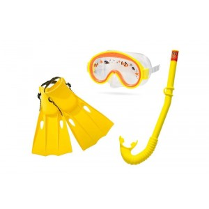 Set de Buceo Amarillo