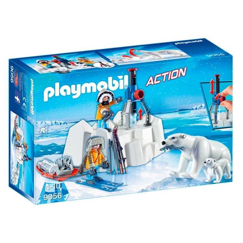 Playmobil Action Exploradores con Osos Polares