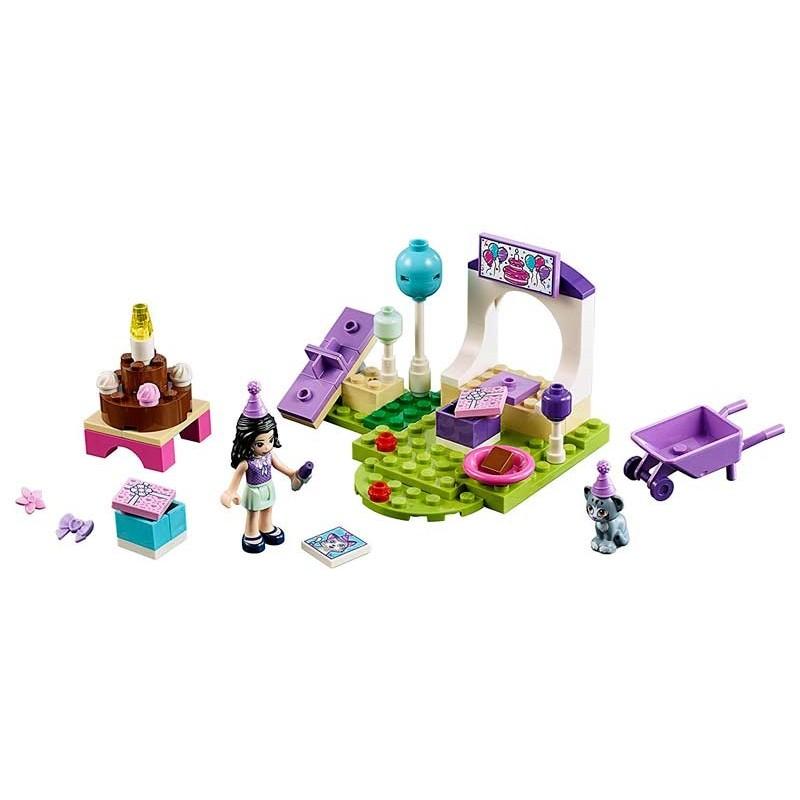 LEGO Juniors Fiesta de Mascotas de Emma