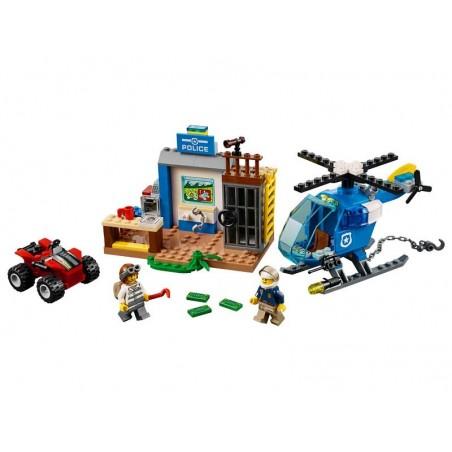 LEGO Juniors Persecución Policial