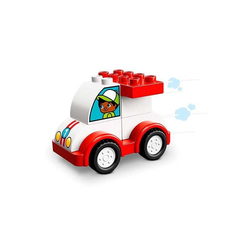 LEGO Mi Primer Coche de Carreras
