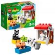 LEGO DUPLO Town Animales de la Granja