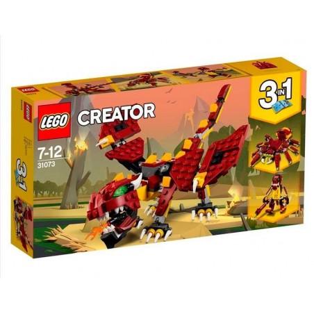 Lego Creator Criaturas Míticas