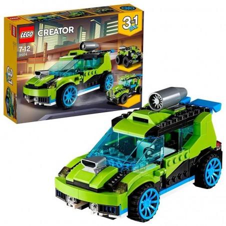 LEGO Creator Coche de Rally a Reacción