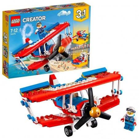 LEGO Creator Audaz Avión Acrobático