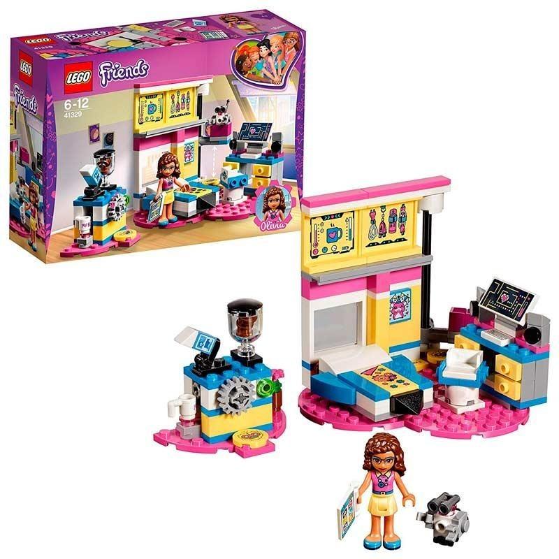 LEGO Friends Gran Dormitorio de Olivia