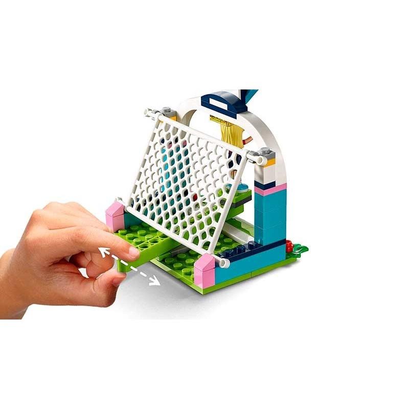 LEGO Friends Entrenamiento de Fútbol de Stephanie