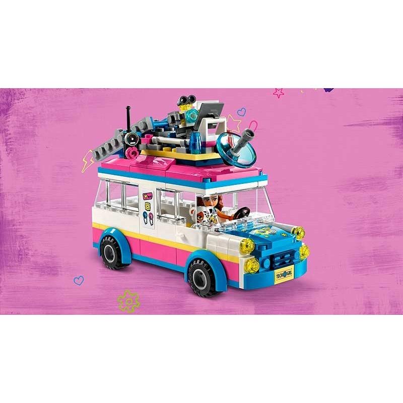 Lego Friends Vehículo de Operaciones de Olivia