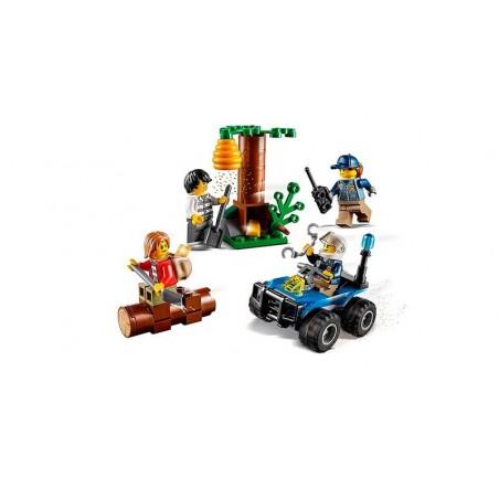 LEGO City Fugitivos de la Montaña