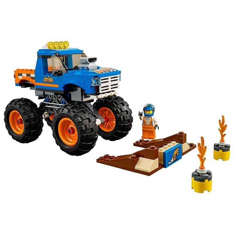 Lego City Camión Monstruo