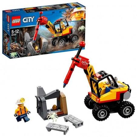 LEGO City Mina Martillo Hidráulico