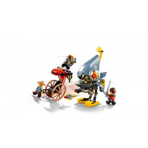 LEGO Ninjago Ataque de la Piraña