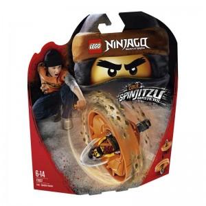 LEGO Ninjago Cole Maestro Spinjitzu