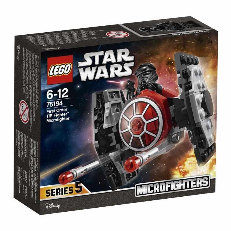 LEGO Star Wars Microfighter Caza TIE Primera orden