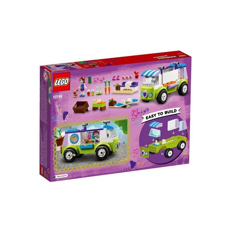 LEGO Juniors Mercadillo Orgánico Mía