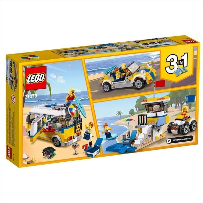 LEGO Creator Furgoneta