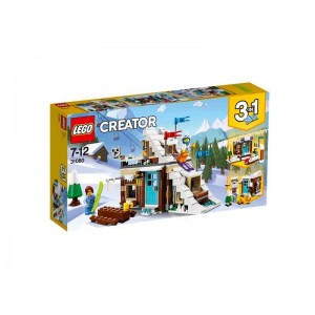 LEGO Creator Refugio de Invierno