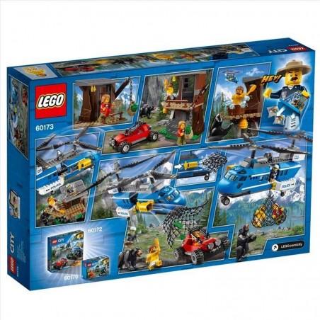 LEGO City Montaña Arresto
