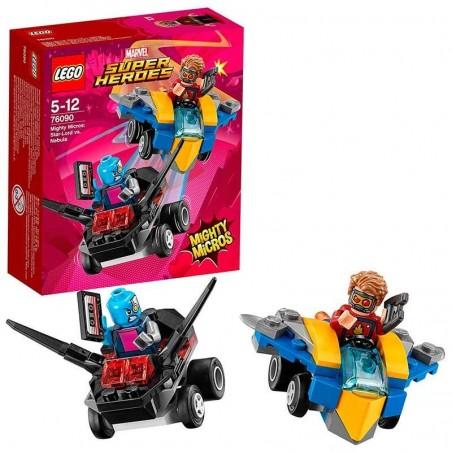 LEGO Súper Héroes Star Lord vs Nebula