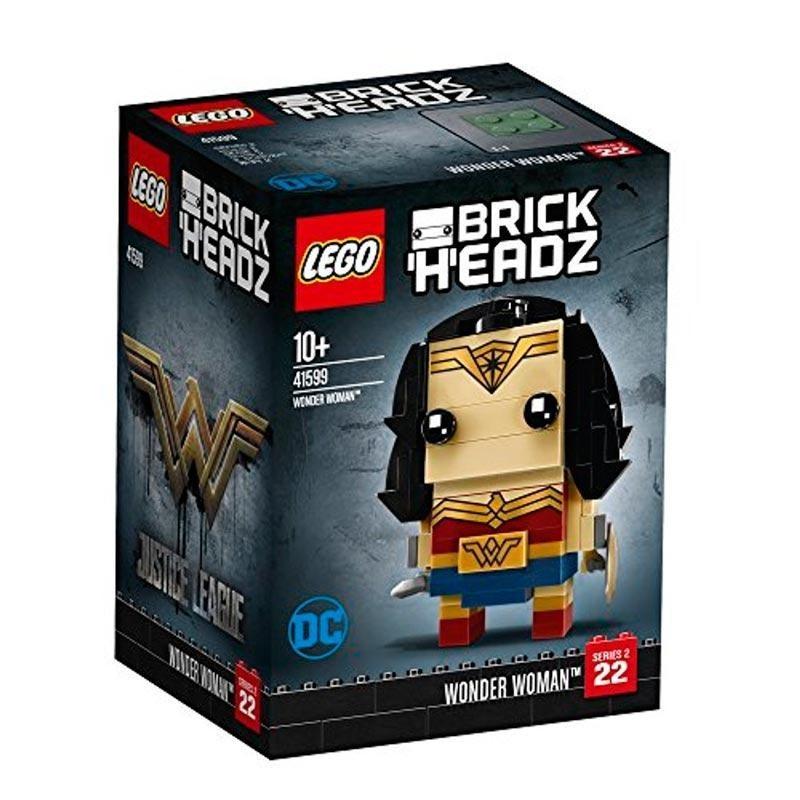 LEGO Brick Headz Wonder Woman