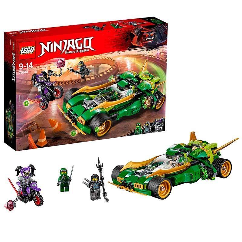 LEGO Ninjago Reptador Ninja Nocturno