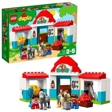 LEGO Duplo Establo de los Ponis