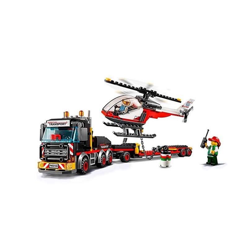 Lego City Camión de Mercancías Pesadas