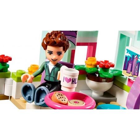 LEGO Friends Café del Arte de Emma