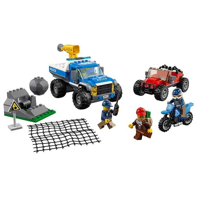 LEGO City Caza en la Carretera