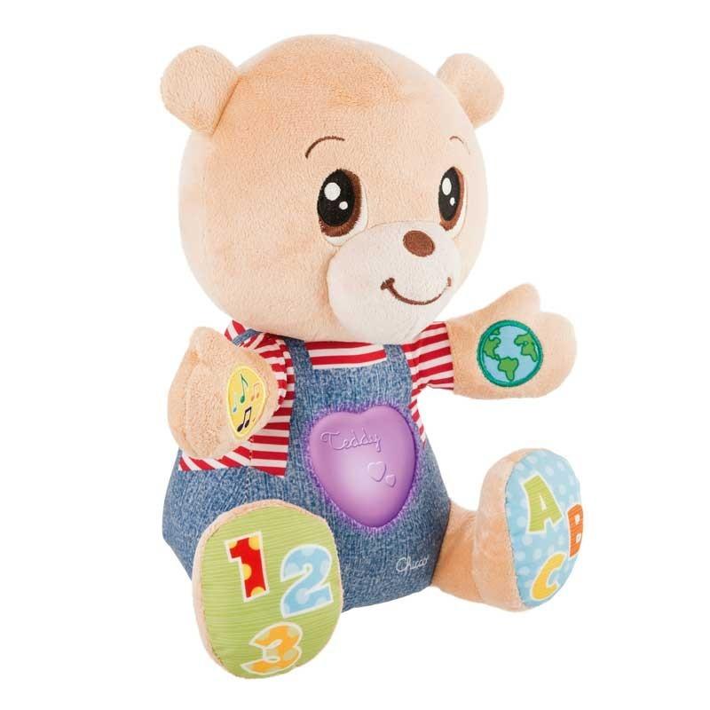 Chicco Teddy Enseña Emociones