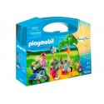 Playmobil Family Fun Maletín Picnic Familiar