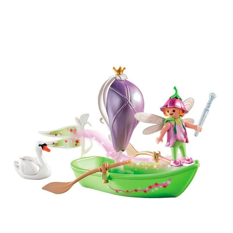 Playmobil Fairies Maletín Barco de Hadas