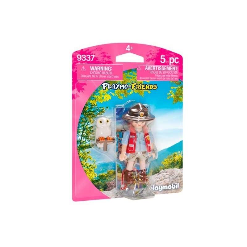 Playmobil Playmo-Friends Guarda Forestal