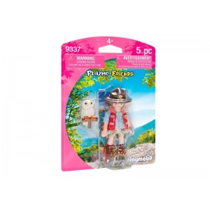 Playmobil Playmo-Friends Guarda Forestal