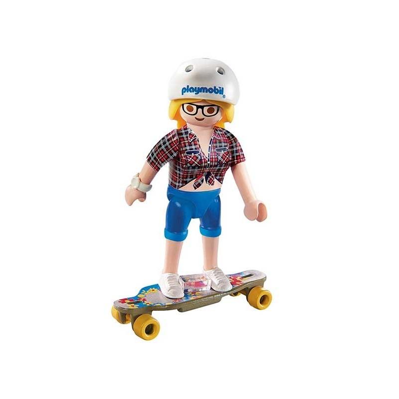 Playmobil Playmo-Friends Adolescente con Skate